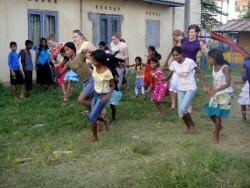 Games at care project