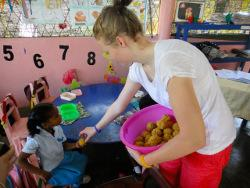 Volunteering in Sri Lanka