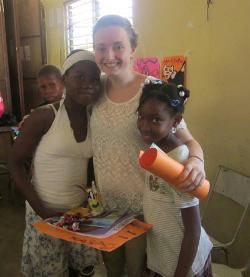 Care project  in Jamaica