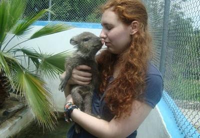 Animal Care volunteer in Mexico