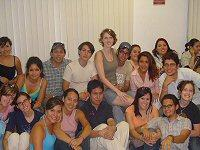 My friends at Guadalajara University