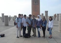Rabat pillars