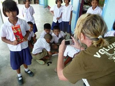 Volunteer Teaching in Thailand