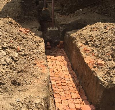 Laying foundations for the school