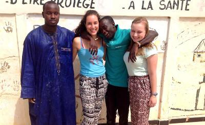 Random moments in Senegal