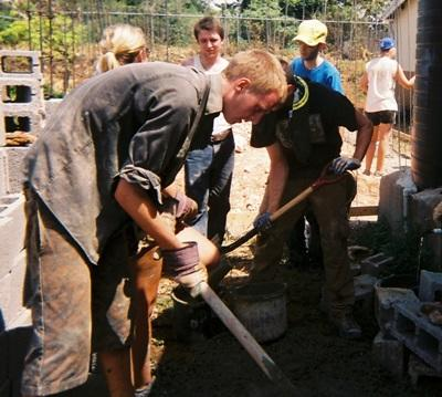 Volunteering in Jamaica