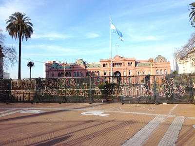 A Human Rights volunteer placement in Argentina