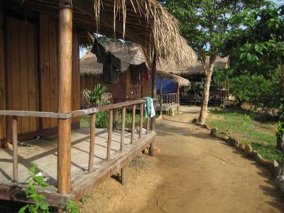 Volunteer bungalows