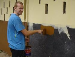 Ghana volunteering