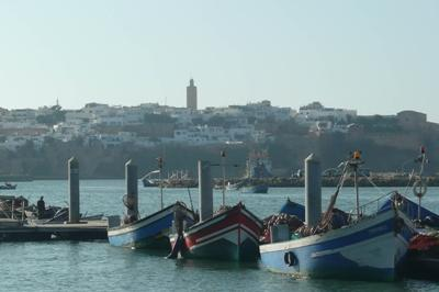 Sightseeing Morocco