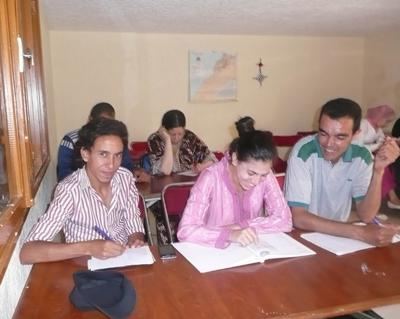 Teaching project Morocco