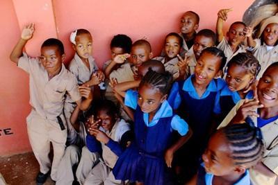 Children in Jamaica