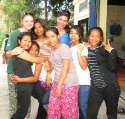 Teaching project Cambodia