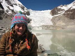 Mountain near La Paz