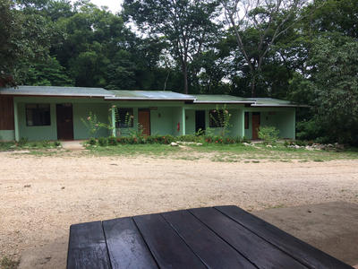 Volunteer accommodation at the Conservation Project in Cost Rica
