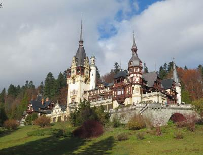 Travels in Romania