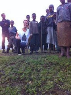 Voluntary Community project in Ethiopia