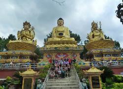 Nepali temples