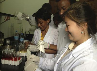 Medicine project Tanzania