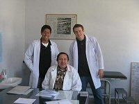 With Doctor Navarro