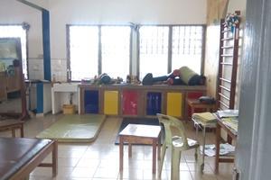 Centro de trabajo en Togo