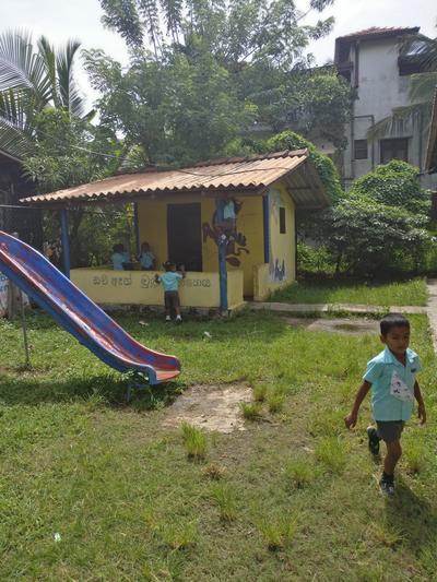 Voluntariado Educación Sri Lanka