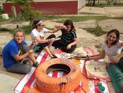 Voluntarios de Projects Abroad en Camboya