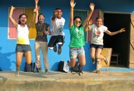 Vapaaehtoisleirit 15-18-vuotiaille