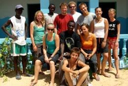 Missions en groupe