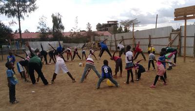 Cours de langue, Kenya par Ibrahim A. Larre