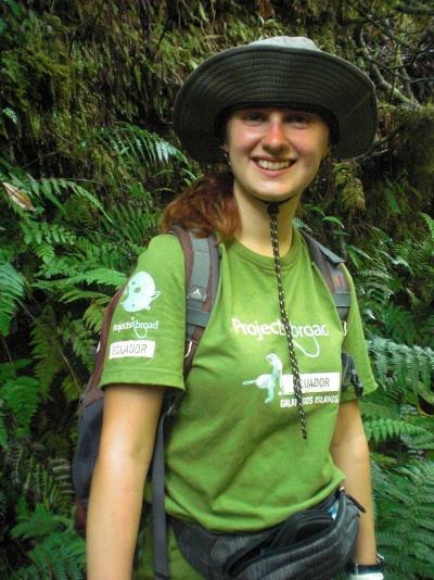 Joanie Dallaire - Équateur