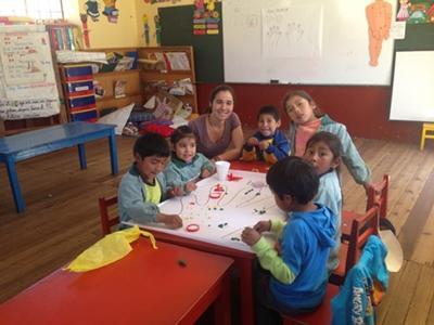Mission humanitaire et écovolontariat au Pérou, par Rébecca Bucci