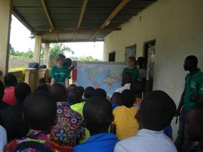 Campagnes de prévention sanitaire - stage médical au Togo