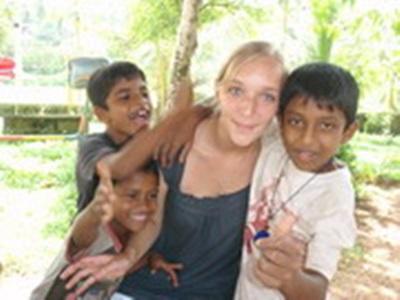 Mission humanitaire au Sri Lanka