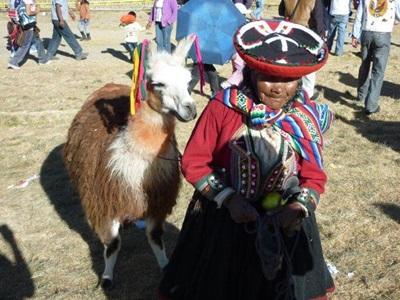 Mission humanitaire, Pérou par Anaïs