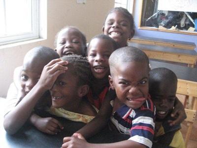 Mission humanitaire, Jamaïque par Angélique Le Brun