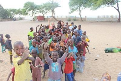 Mission humanitaire, Senegal par Annabelle Mauge