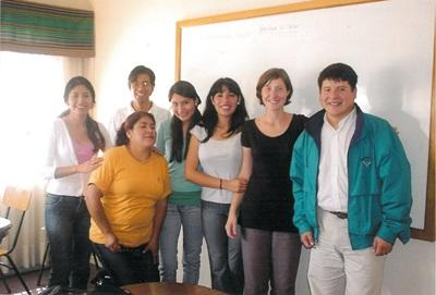 Enseignement, Bolivie par Anne Cécile Denis