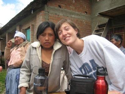 Enseignement, Bolivie par Anne Cécile Denis