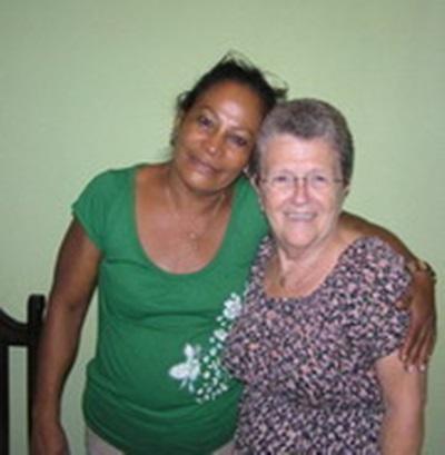Anne Marie Amico, Costa Rica