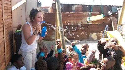 Mission humanitaire garderie Afrique du sud