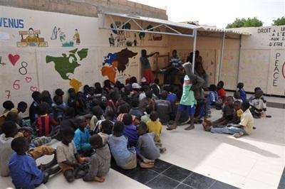 Action sociale en Afrique francophone