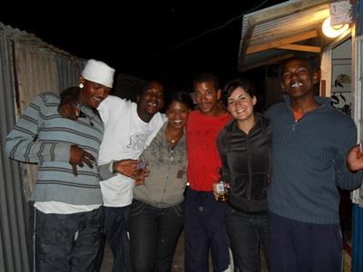 Mission humanitaire et stage en business, Afrique du Sud par Apolline Chaize