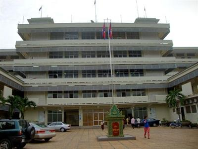 Audrey Fontaine - Cambodge
