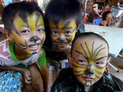 Mission humanitaire, Vietnam par Aurélie