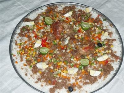 Cuisine du Senegal
