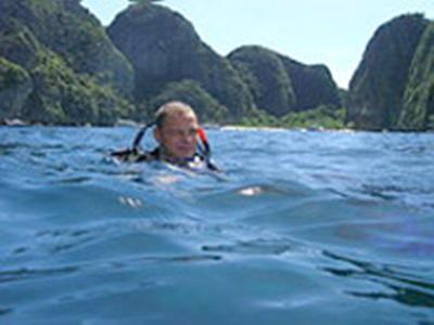 Boris Monard - Thaïlande
