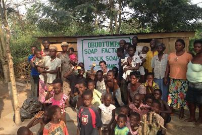Projet microfinance ghana