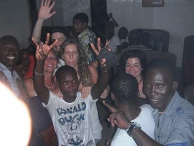 Ambiance togolaise volontariat international