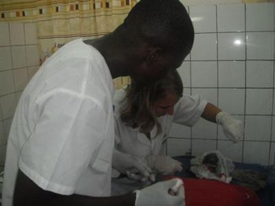 Stage médecine en Afrique francophone